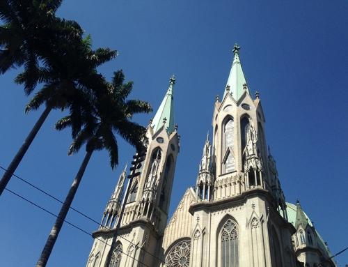 Um dia de arquitietagem em São Paulo
