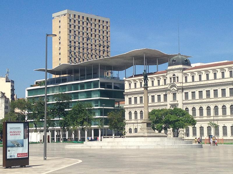 Museu de arte do Rio de Janeiro