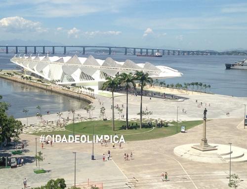 Um dia de arquitietagem no Rio