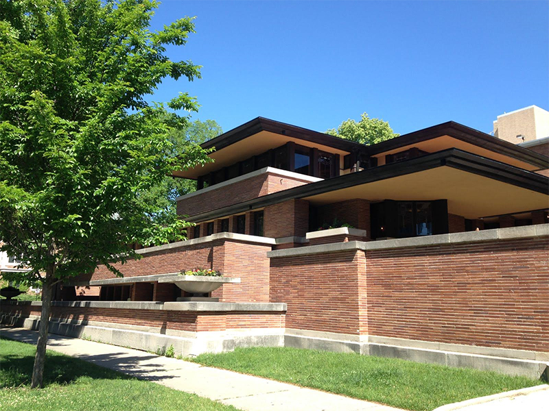 Frank-Lloyd-Wright-e-a-Robie-House